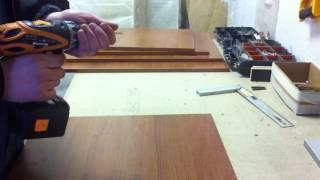 Мебельный кондуктор,принцип изготовления (видео уроки)(Мебельный кондуктор для разметки ., 2016-03-07T22:50:55.000Z)