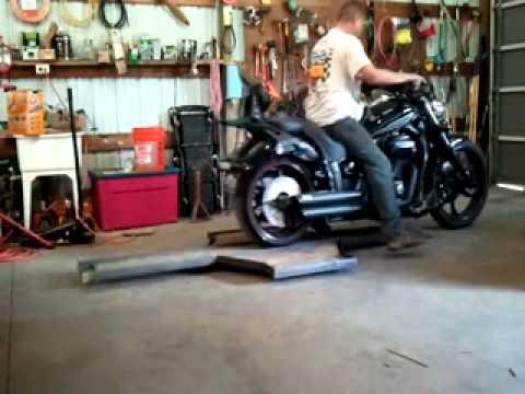 Motorcycle Turntable Youtube