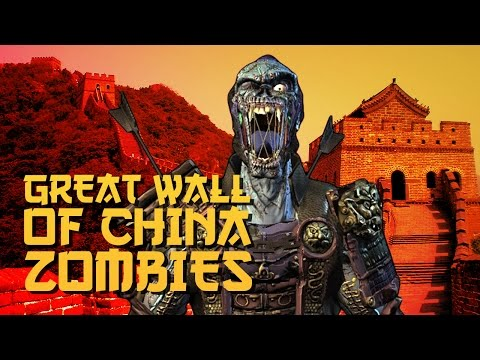 GREAT WALL OF CHINA ZOMBIES ★ Call of Duty Zombies (Zombie Games)