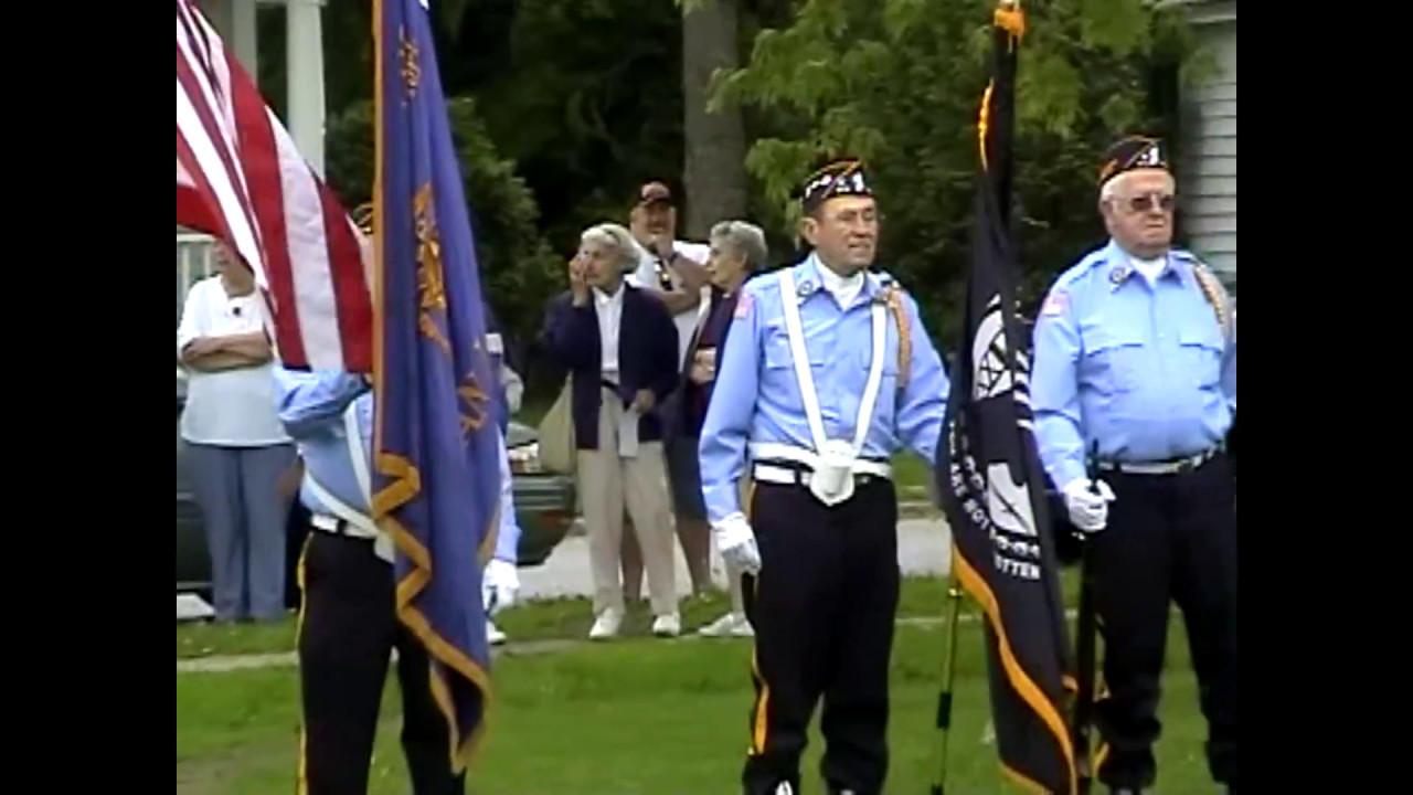 American Legion 912 Memorial Day  5-29-06