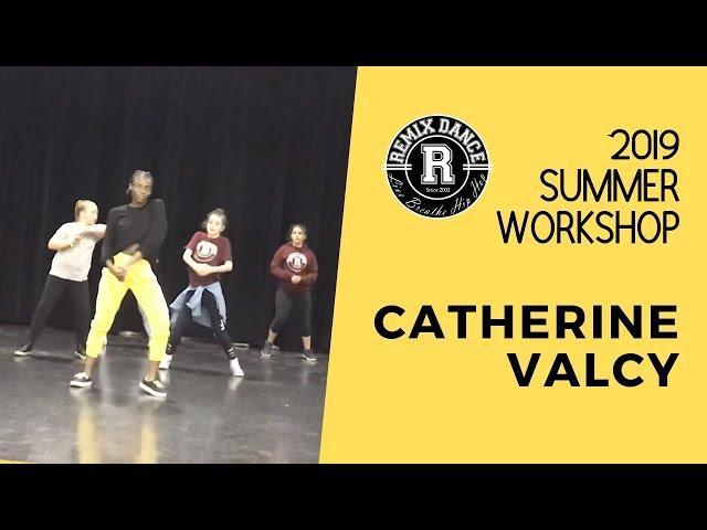 Summer Workshop 2019 - Catherine Valcy