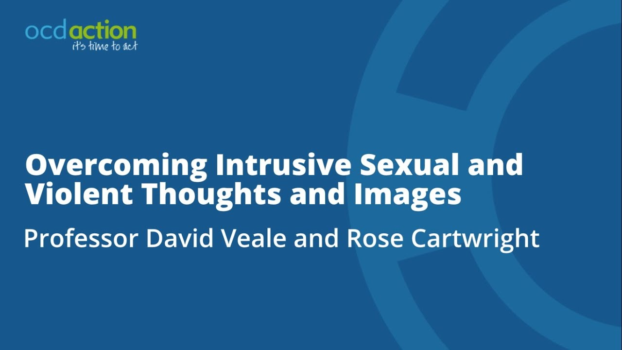 Download Overcoming Intrusive Thoughts and Images, Professor David Veale & Rose Cartwright