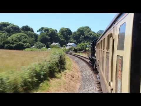 Paignton & Dartmouth Steam Railway 18/07/2016