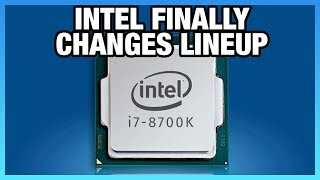 HW News: Intel's 6C i5 Response to Ryzen, AMD Drivers