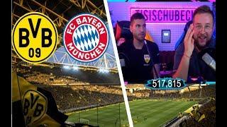 Tisischubech MEINUNG über BVB vs FCB / REALTALK über Dortmund Bayern 3:2 | Tisi Schubech Highlights