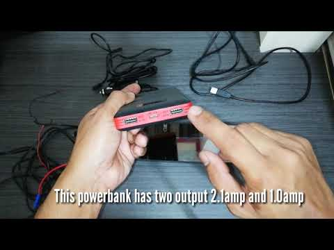 Tips On How To Use Dashcam By Using A Powerbank With English Subtitles (Dashcam Tutorial) Guide