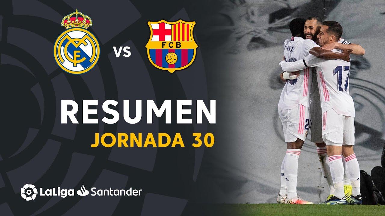 Download Resumen de Real Madrid vs FC Barcelona (2-1)