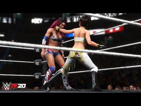 WWE2K20 2K Showcase Trailer