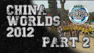 CHINA WORLDS STRONGEST  Part 2 FULL VIDEO