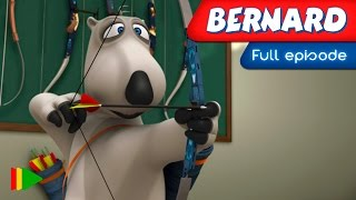 Bernard Bear - 121 - Archery