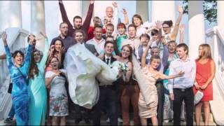 Позитивная и веселая свадьба Сергея и Дарьи