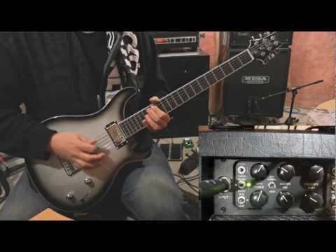 Godsmack - I Stand Alone Guitar Cover (Dr. Boogey)