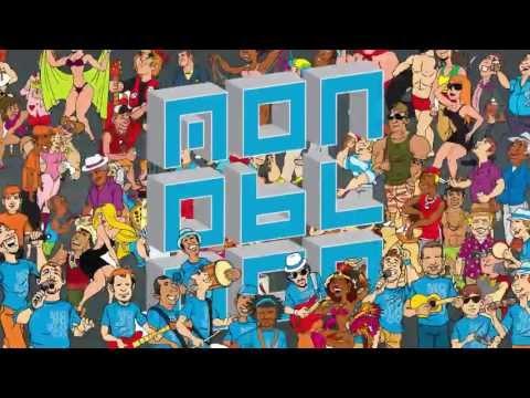 Monobloco - Arrastão Da Alegria - Harlem Shake