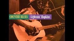 Lightnin' Hopkins - Country Blues (Full Album)