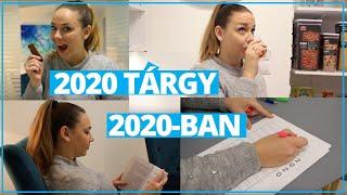 2020 tárgy 2020-ban! Szelektálás otthon kihívás