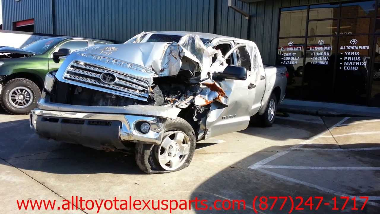 Toyota tundra 2007 car for parts youtube pooptronica