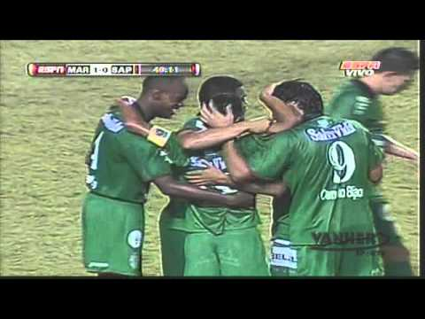 Marathon vs Saprissa 2-1 [22/09/10] Concacaf Liga de Campeones