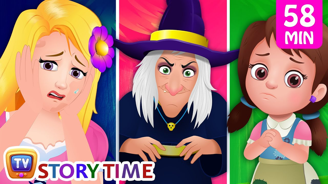 Cinderella, Snow White & the Seven Dwarfs + More Fairy Tales and Classic Kids Stories by ChuChu TV