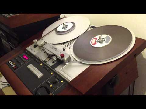 Adele - Someone like you (reel to reel tape)