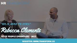 Hr transform - is here to stay featuring: moz.com