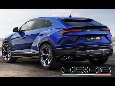 2019 Lamborghini Urus Interior Exterior And Drive