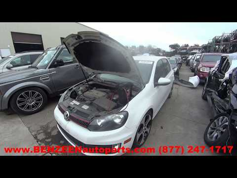 2012 Volkswagen GTI Parts For Sale - 1 Year Warranty
