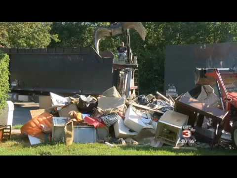 Jim Hummel Reporting: Issues with Flood Debris Pickup