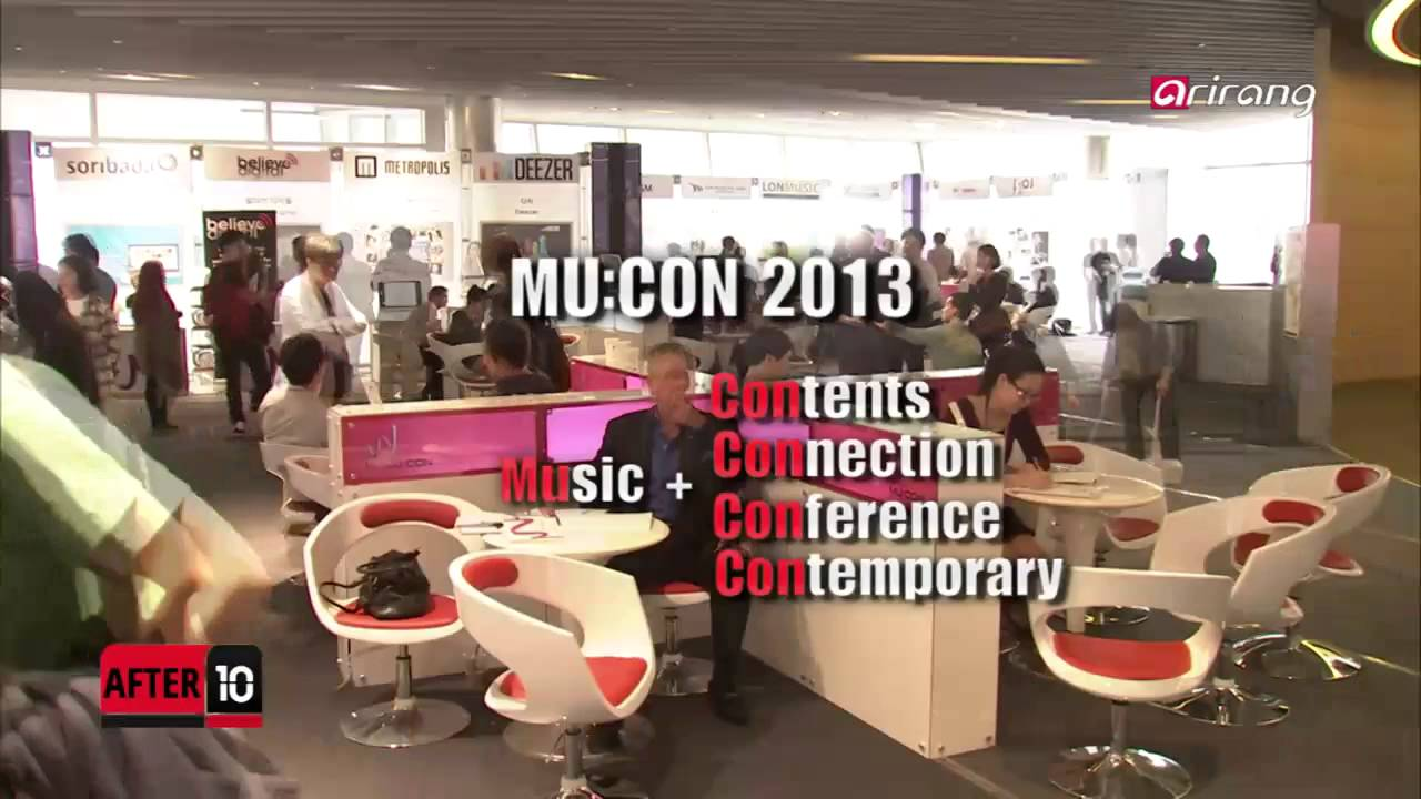 After10 - E75C01 'MU CON 2013' and the Asian Music Industry