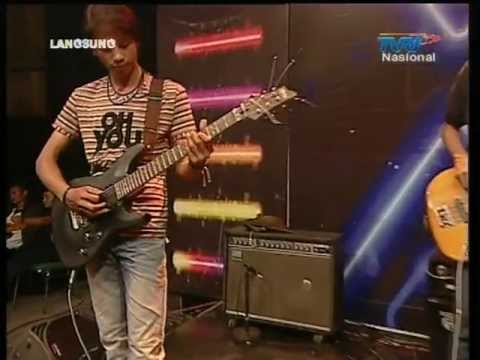 Repal Muz - i miss you (live on ring tinju TVRI)