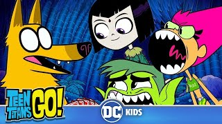 Teen Titans Go! in Italiano | Titans Selvaggi | DC Kids