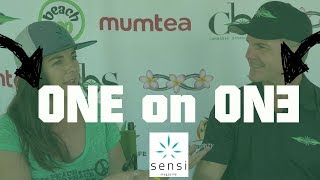 One on One Talk with Eva from Sensi Magazine