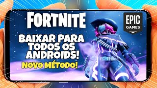How to download Fortnite on Android? New Tutorial
