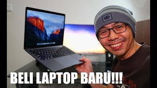 "Review Macbook Pro 13"" 2018 , ( Bahasa Indonesia)"