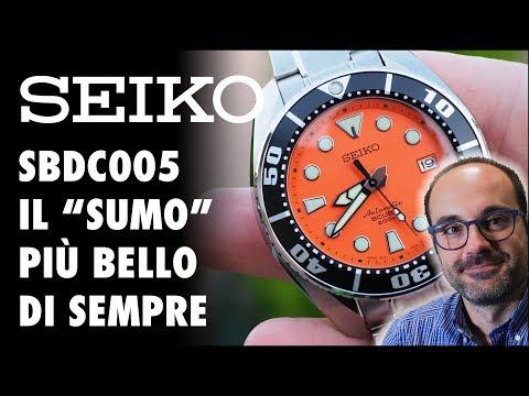 """Seiko """"Sumo"""" SBDC005,"""