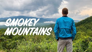 28 hours in the SMOKEY MOUNTAINS | Cosby Campground, Tennessee