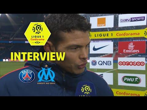Interview de fin de match : Paris Saint-Germain - Olympique de Marseille (3-0) / 2017-18