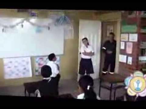 Escuela Sai Guayaquil - Visita de Graciela Busto - 29jul2013 1