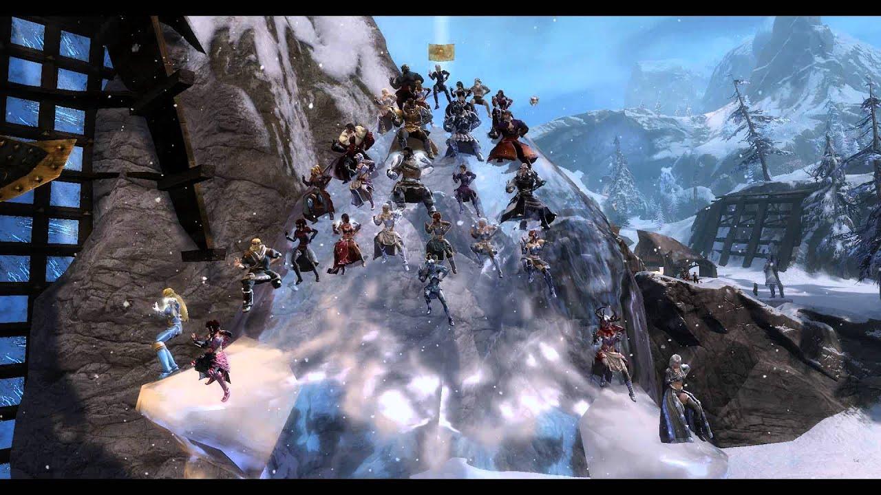 UV Art Of Dance 1 Guild wars 2 YouTube
