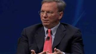 Eric Schmidt, CEO of Google, interviewed at Gartner Symposium/ITxpo Orlando 2009