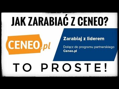 Jak zarabiać z CENEO.pl – Program Partnerski – Instrukcja Obsługi