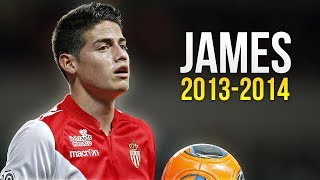 James Rodriguez - AS MONACO • Skills & Goals 2013/14