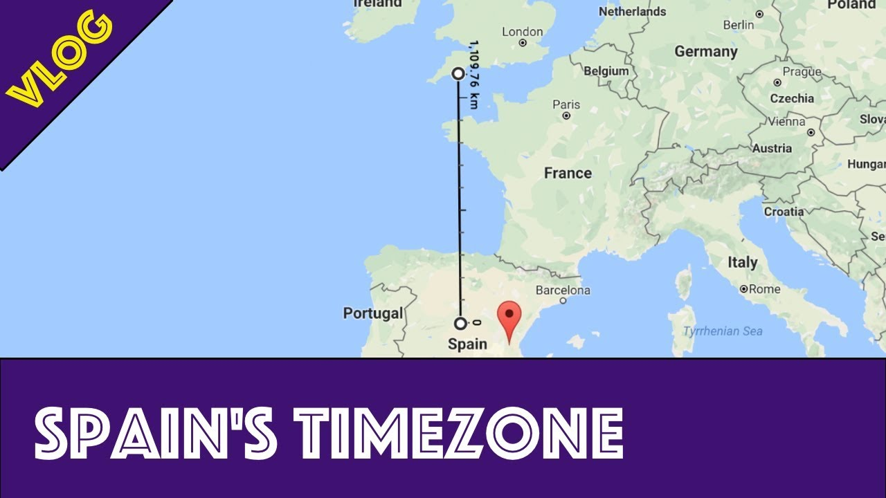 Spain is on the wrong time zone youtube spain is on the wrong time zone gumiabroncs