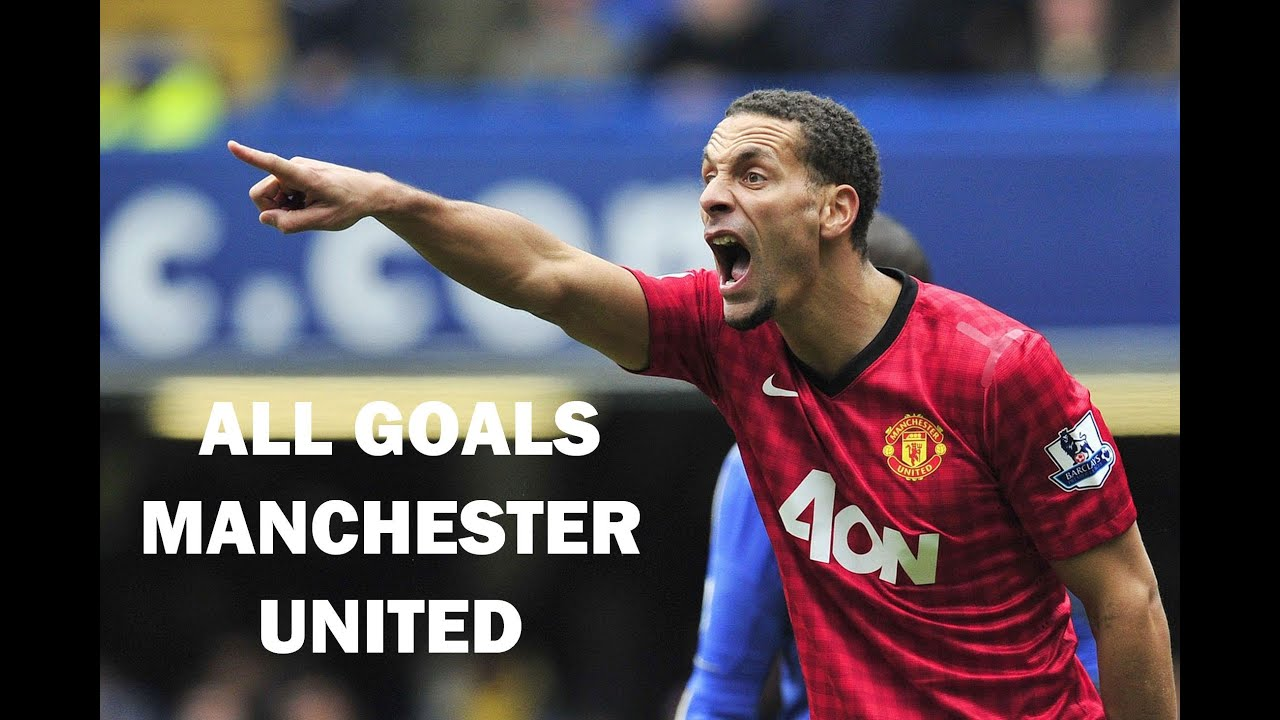 Rio Ferdinand ○ All Goals for Manchester United