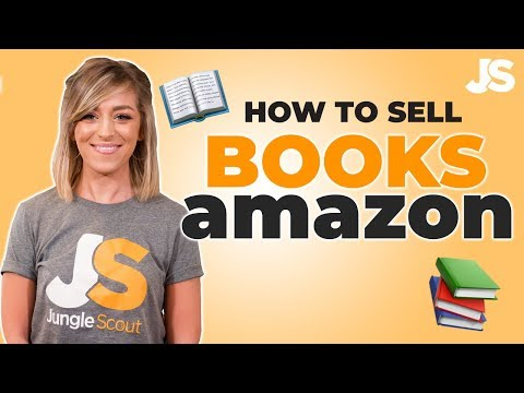 how-to-sell-books-on-amazon-|-jungle-scout
