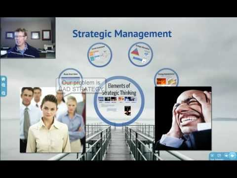 1 A Crash Course in Strategic Management