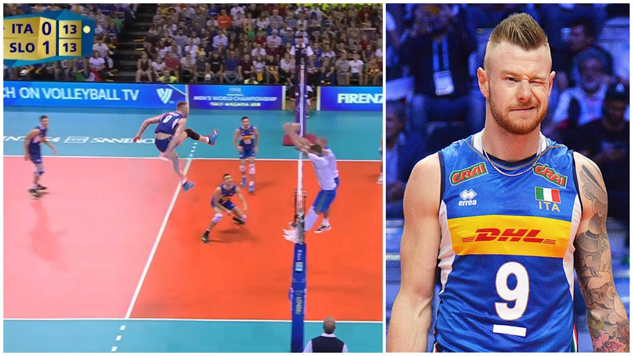 Ivan Zaytsev is the KING of Volleyball - HERE'S WHY !!! (HD)