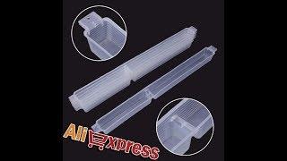 Пластиковые кормушки для пчел. Распаковка с Алиэкспрес.