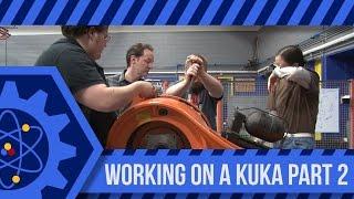 """""""Fixing"""" a KUKA KR-350/1 Robotic Arm: Part 2"""