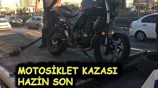BIR ANLIK DALGINLIK KAZAYA SEBEBİYET VERDI - HATA BENDE - MOTOVLOG