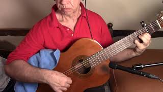 Francios Couperin- Le Coucou and L'epineuse Performed on Classical Guitar